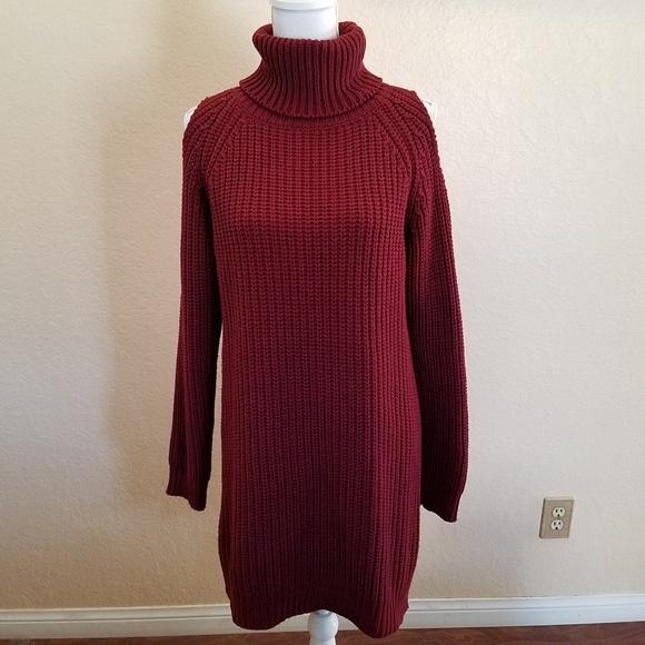 5907d37fe68 Alya Sweaters - Alya turtleneck sweater dress. Size M
